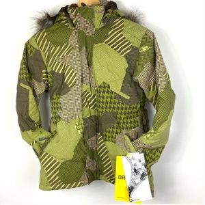 NWT Burton Boys Down Snowboard Jacket Size Large